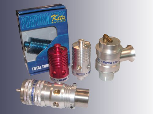 UTR Blow Off Valves (***Price upon request***)