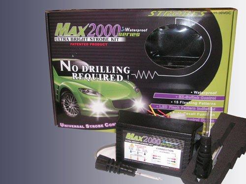 MAX 2000 Strobe Light (***Price upon request***)