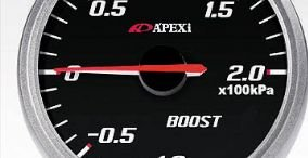 "Apexi EL II System Meters ""EL Digital Network"" MYR 550"