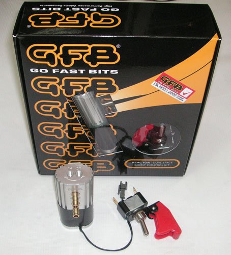 GFB Reactor Dual Stage Boost Controller MYR360
