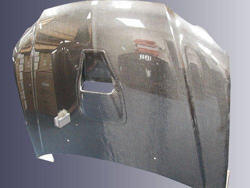 Real Carbon Bonet - AIRTREK MYR 2500