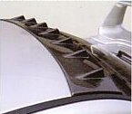 Charge Speed Carbon Fibre Roof Fin MYR650
