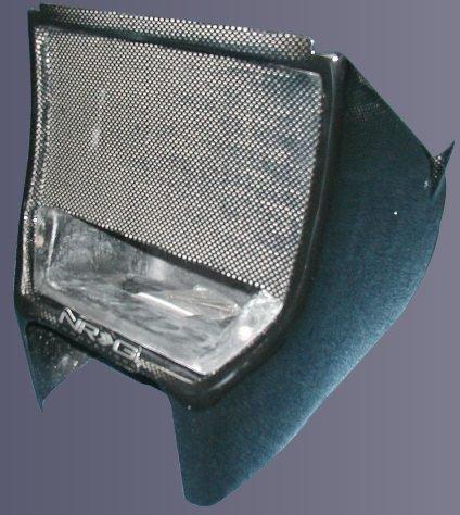 NRG Carbon Fibre Centre Gear Console MYR800