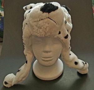 Animal Cap Hat Plush Winter  Soft Warm Unisex New with Tags Adult Child Monkey