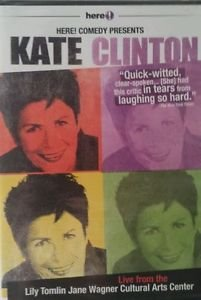 """Here! Comedy Presents Kate Clinton(DVD,2007)85 MIN""""You'll Laugh 'Til You Think!"""""""