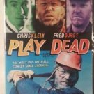 Play Dead DVD 2009 A Comedy Starring Chris Klein & Fred Durst New Sealed