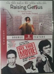 Raising Genius / See This Movie (DVD) 2 Movies Comedy