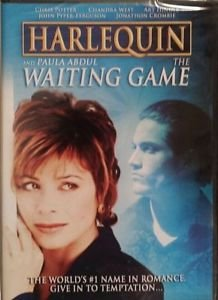 Harlequin Romance Series The Waiting Game DVD 2009 Paula Abdul Chandra West NEW