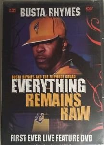 Busta Rhymes - Everything Remains Raw: Live In Concert (DVD, 2004) New