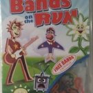 Bands on the Run (DVD, 2011) The Rubber Band Animated Movie w/ Bands Bracelets