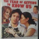 The Year of Getting to Know Us (DVD, 2010) Jimmy Fallon, Stone, Arnold, Lucy Liu
