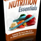 Nutrition Essentials with MRR