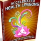 Accelerated Health Lessons with MRR