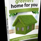 Greener Homes For You with MRR