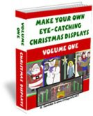 Make Your Own Eye Catching Christmas Displays with PLR