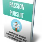 Passion Pursuit with MRR