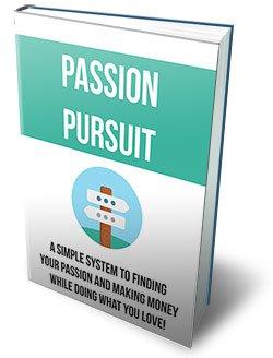Passion Pursuit with MRR