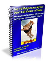 Top 10 Weight Loss Myths with MRR
