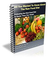 All You Wanted To Know About The Raw Food Diet with MRR