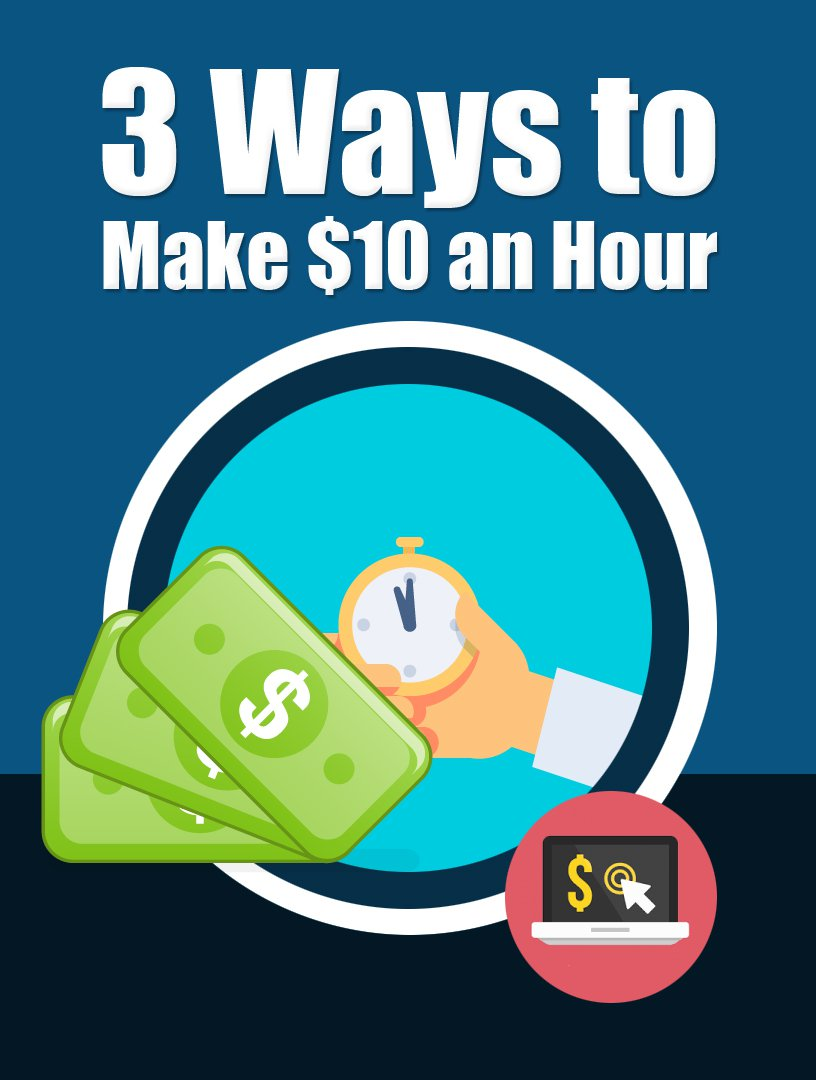 3 Ways to Make $10 a Hour with PLR
