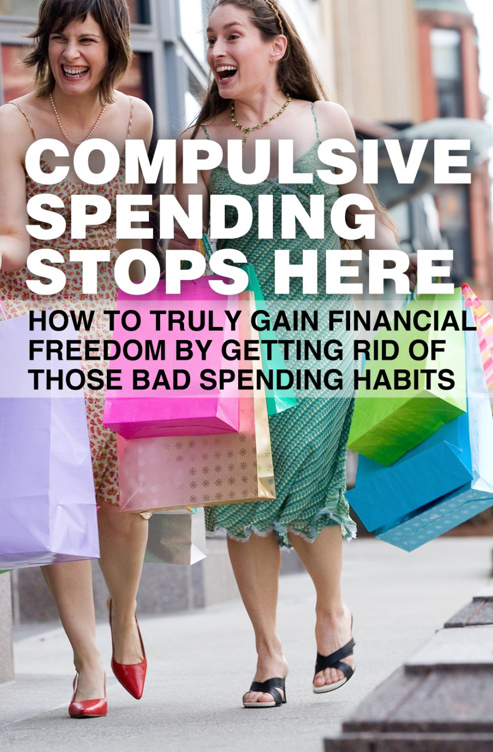 Compulsive Spending Stops Here with MRR