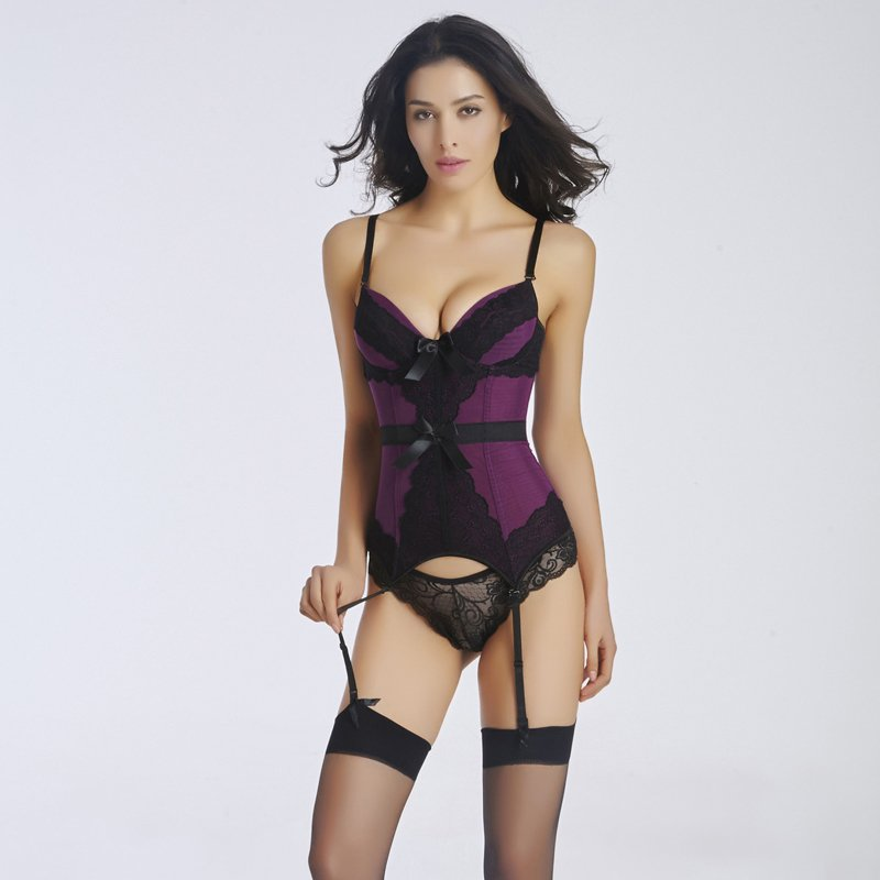 Spaghetti Straps Women Bodyshaper Not Include Garters Sliming High Quality Body Control W46227A