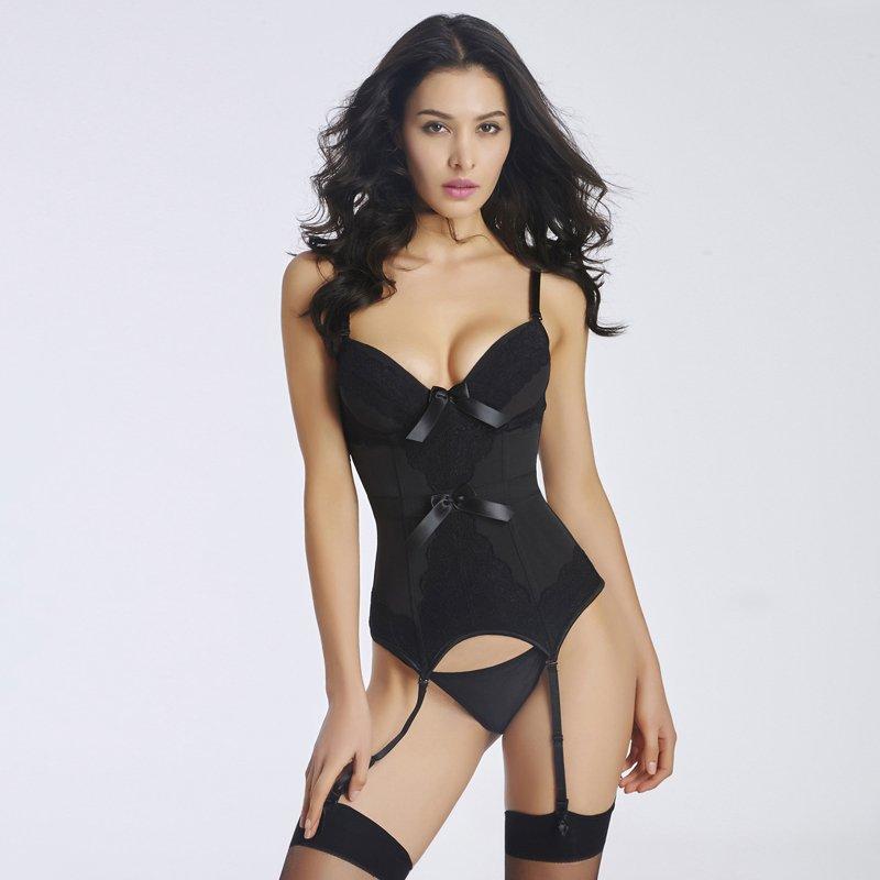 Spaghetti Straps Women Bodyshaper Not Include Garters Sliming High Quality Body Control W46227B