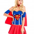 Halloween Costumes Supergirl Superwoman sexy witch witch Fancy Dress Halloween Costume W208994