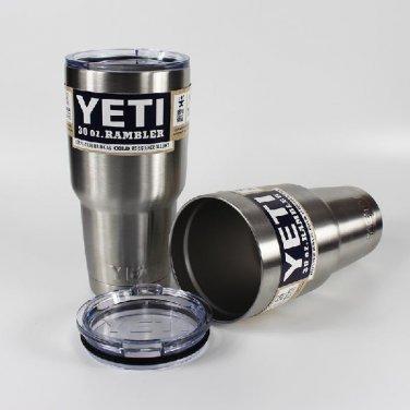 YETI Rambler Tumbler 30 Oz Stainless Steel