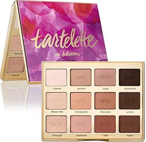 Tartelette In Bloom 12 Colors Eyeshadow Palette by Tarte HOT SALE 10% OFF