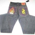 Red Mokey Jeans