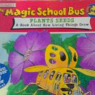 Magic School Bus Plant Seeds Children's Book