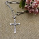 2016 Hot Selling The Movie Fast and Furious Pendant Dominic Toretto Cross Men's Necklace