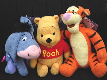 eeyore and friends