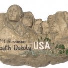 Mt. Rushmore, S. DAKOTA USA, Resin 3D Fridge Magnet