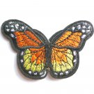 Creative 3D Butterfly iron on Patches para la ropa for clothing applique embroidery parches