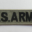 Have one to sell? Sell now US ARMY Name Tape Logo Embroidered Iron On Patch