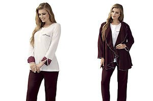 ARTIS, Women�s 3-Piece Fleece Pajama  Set