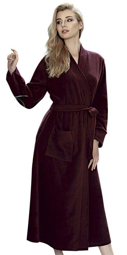 ARTIS, Women�s Long Fleece  Robe