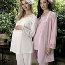 ARTIS, 3 Piece Maternity & Nursing Pajama Set