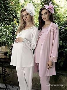 ARTIS, 3 Piece Maternity & Nursing Pajama Set