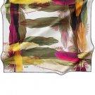 """%100 Silk Scarf  35x35""""(90*90cm) Aker"""