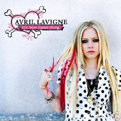 Avril Lavigne - The Best Damn Thing 2007