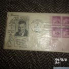 VINTAGE HONORING WILL ROGERS FIRST DAY COVER