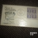 VINTAGE HONORING THE NORTH ATLANTIC TREATY ORGANIZATION 1952 FIRST DAY COVER
