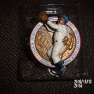 NEW IN BOX JACKIE ROBINSON AUDIO ORNAMENT AUDIO REENACTMENT