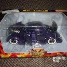2004 WEST COAST CHOPPER FORD COUPE MODEL CAR IN ORIGINAL PACKAGING