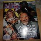 1999 ROLLERJAM MAGAZINE ROLLER DERBY ROLLERDERBY ISSUE 2