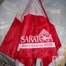 BRAND NEW 2015 SARATOGA RACECOURSE UMBRELLA TOYOTA