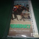 2006 AQUEDUCT WOOD MEMORIAL POCKET PROGRAM  HORSE RACING